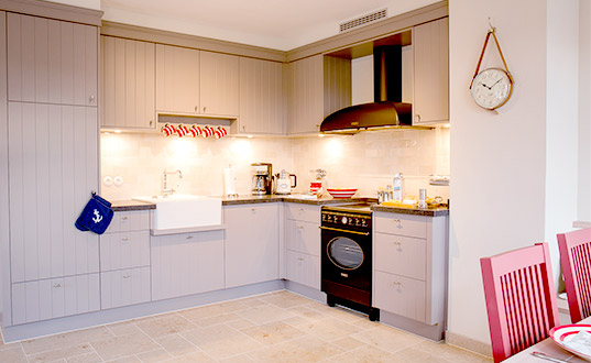 Friesian wood kitchen