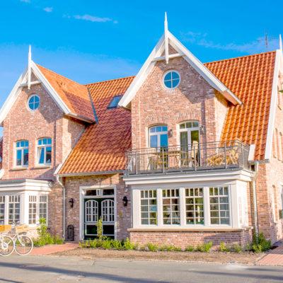 Schipperhus Langeoog - Haus Außen
